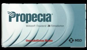 Propecia Finasterid Wirkung Nebenwirkungen